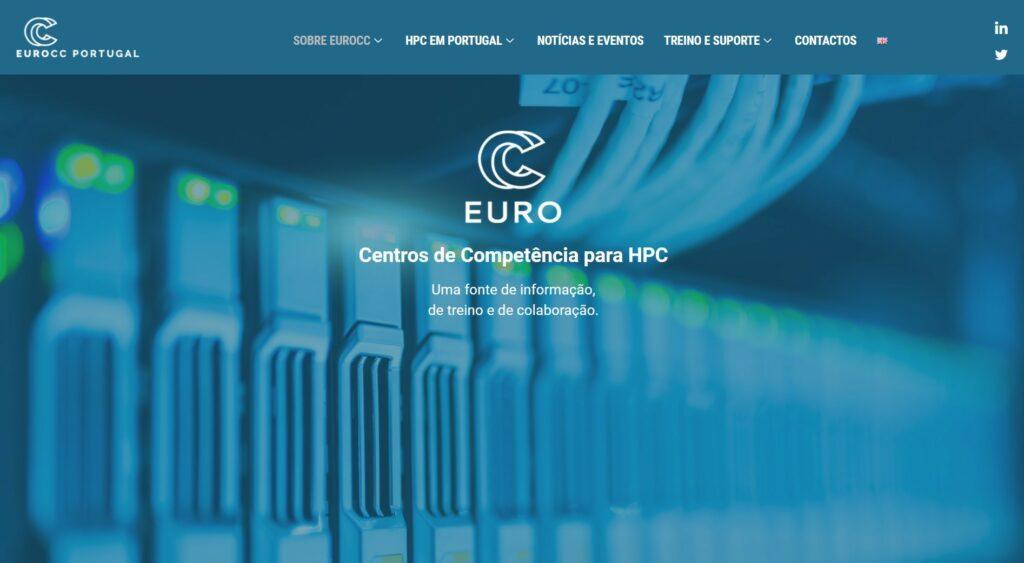 eurocc FCCN Unidade de Computação